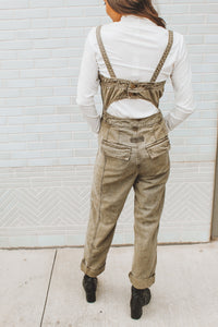 FREE PEOPLE - OVERALL THE DRAMA