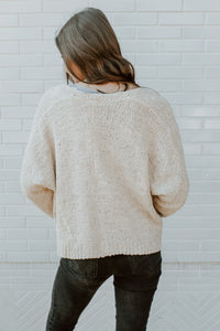 KNIT OUTTA HERE CARDIGAN