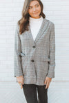 DOWN TO BUSINESS BLAZER
