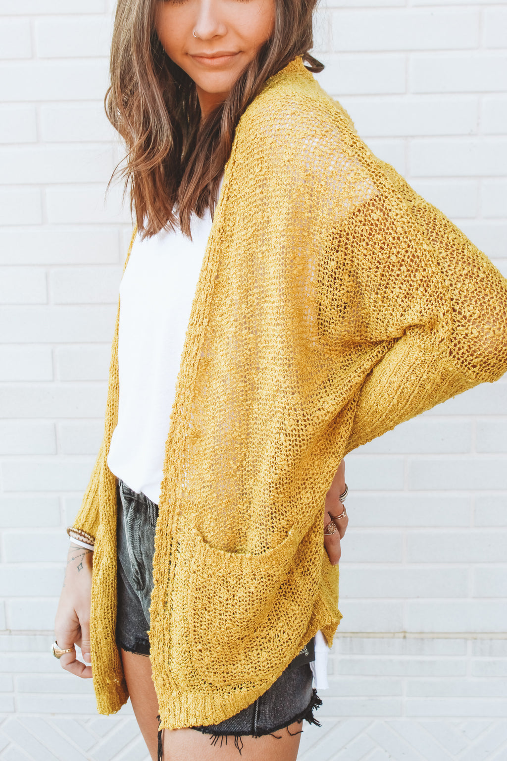 HERE TO SHINE CARDIGAN