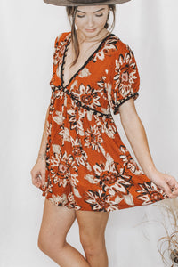 FREE PEOPLE - LOST IN PARADISE ROMPER