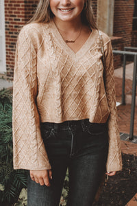 COZY UP SWEATER