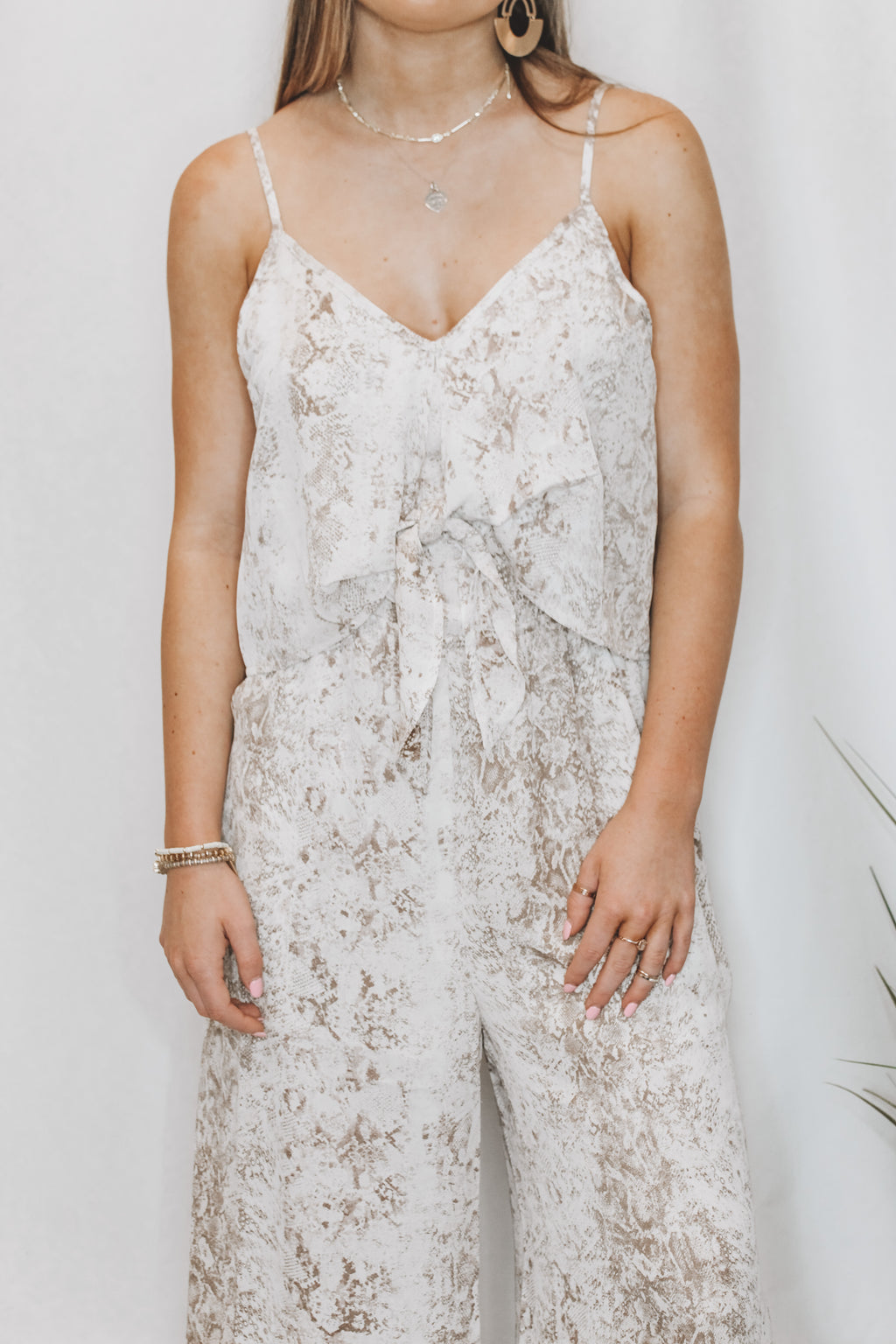 ALL YOU NEED POCKED JUMPSUIT