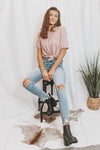 ARTICLES OF SOCIETY FLARE JEANS - BRIDGETTE - HAVEN