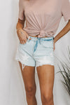 BLANKNYC - THE BARROW - STAR SHORTS