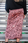 MAKE A STATEMENT MIDI SKIRT