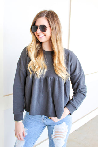 MAIN SQUEEZE SWEATER