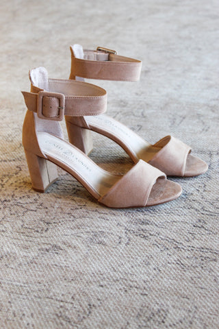 FREE PEOPLE - MONT BLANC SANDAL - BROWN