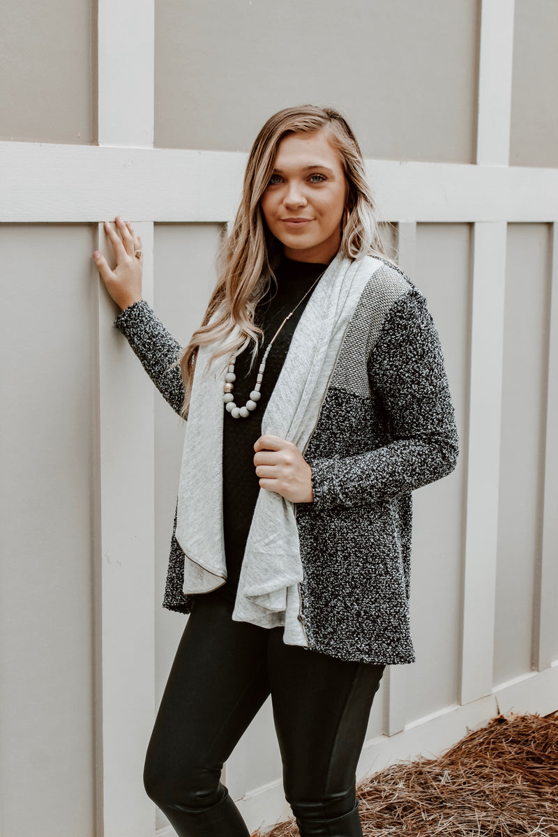 CAN'T HELP BUT FALL IN LOVE CARDIGAN