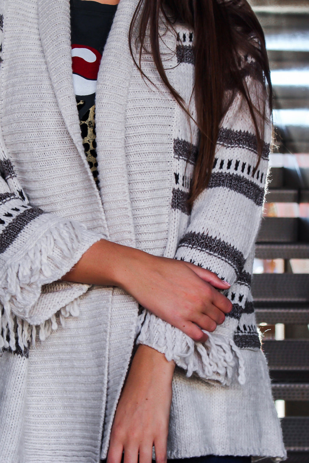 ROCKY MOUNTAIN CARDIGAN