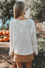 CLOSE TO HOME SWEATER