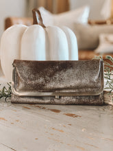 HOBO - RACHEL WALLET - HEAVY METAL