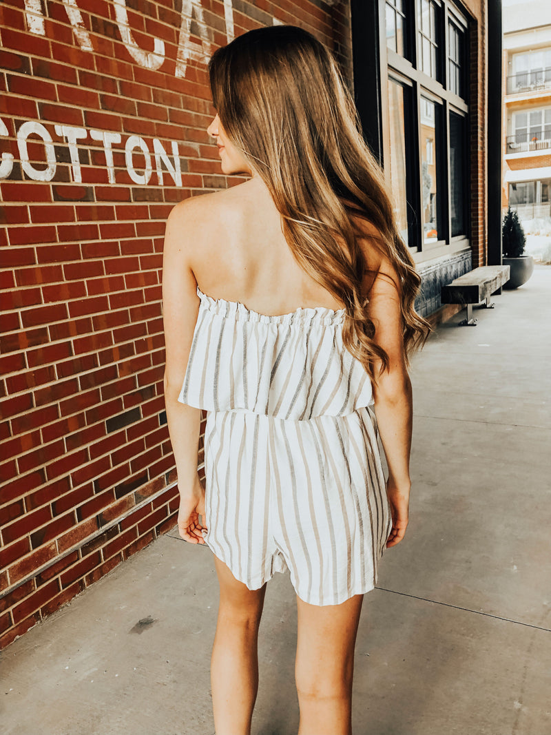 JUST FOR FUN ROMPER