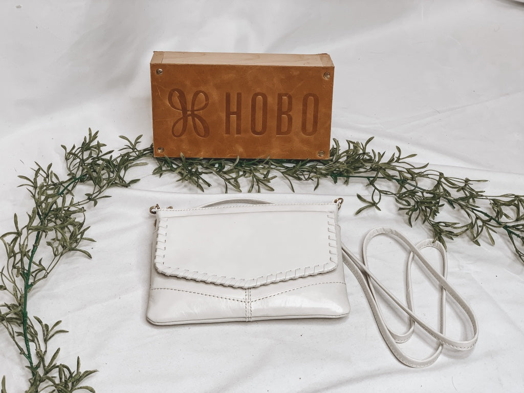 HOBO - STROLL CROSSBODY - CREAM