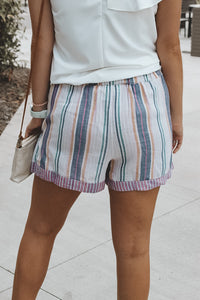 HONOLULU STRIPED SHORTS