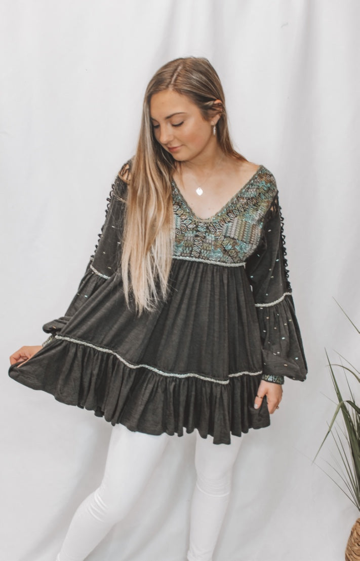 BEAUTIFUL REASONS TUNIC
