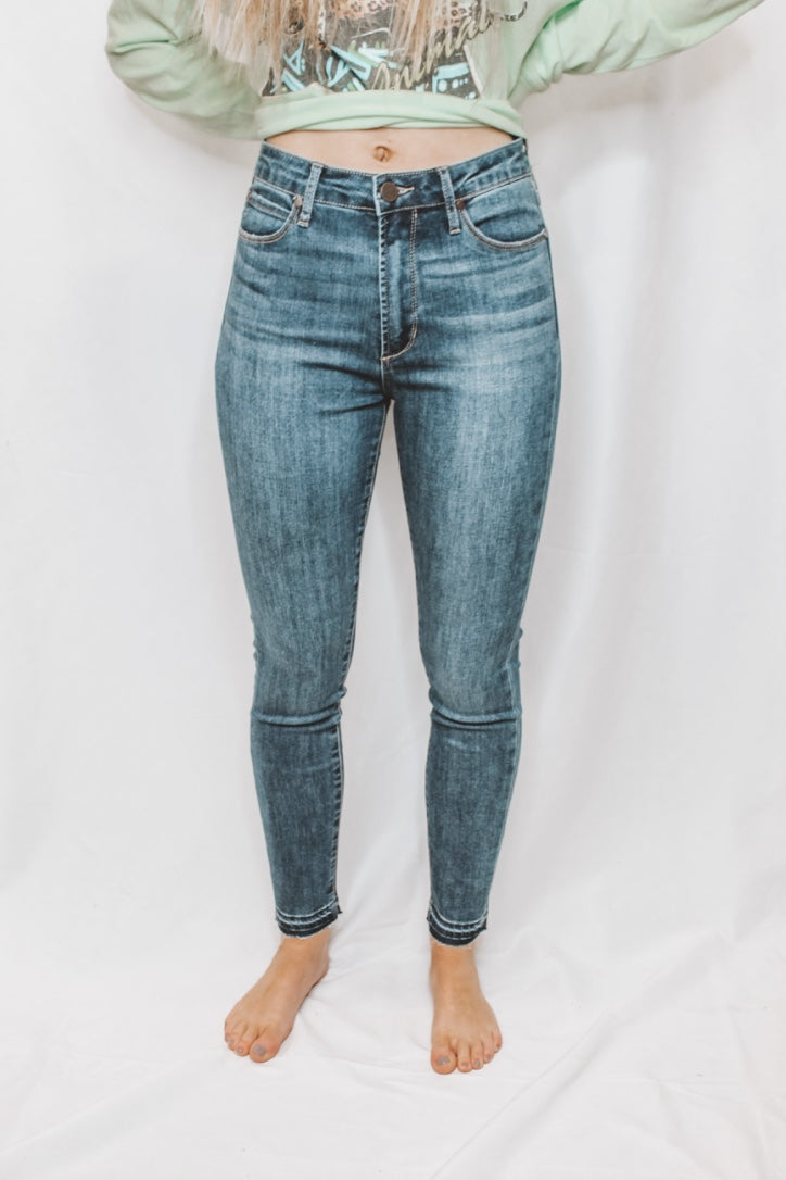 ARTICLES OF SOCIETY SKINNY JEANS - HEATHER - DAWN
