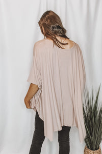 PENTHOUSE VIEW TUNIC - BLUSH