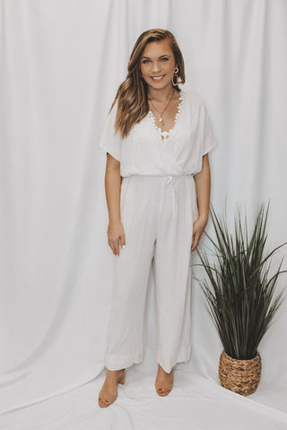 GIRLY GIRL JUMPSUIT