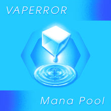 Load image into Gallery viewer, VAPERROR - Mana Pool - Blue Galaxy Vinyl