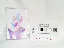 Load image into Gallery viewer, Toiret Status - Toiret Statue - Cassette
