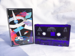 ULTRA///Spatial Systems - ZONE TECH - Cassette