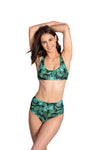 LULU -  MONSTERA TOP - Bikini Love South Africa
