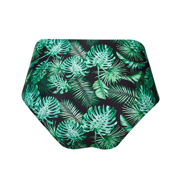 LULU -  MONSTERA BOTTOM - Bikini Love South Africa