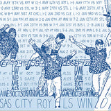 2015 Kansas City Royals Road to the World Series