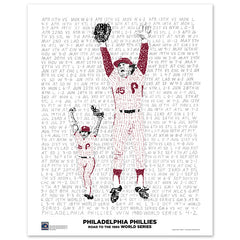 "1980 Philadelphia Phillies ""Road To The World Series"""
