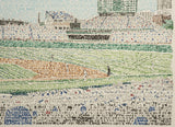 "Wrigley Field - ""All Time Cubs Roster"""