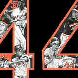 San Francisco Giants #44 Willie McCovey