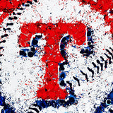 Texas Rangers Secondary Logo