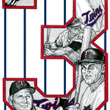 Minnesota Twins #3 Harmon Killebrew