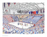 The Palestra - 60th Anniversary of the Big 5