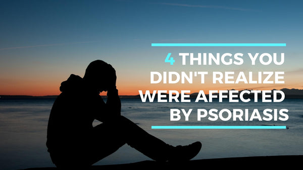 things affected by psoriasis