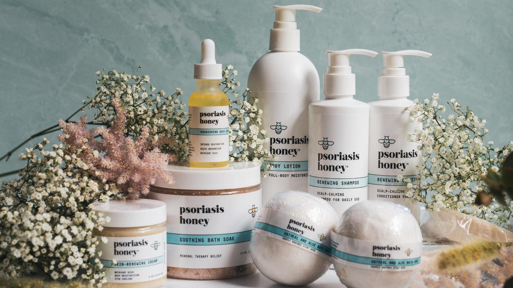 psoriasis honey full collection