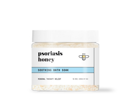 Psoriasis Honey Soothing Bath Soak - Psoriasis Honey
