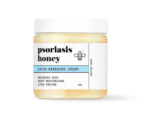 Psoriasis Honey Skin-Renewing Cream