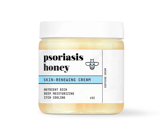 Psoriasis Honey Skin-Renewing Cream - Psoriasis Honey