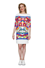 Load image into Gallery viewer, Carpet Diem Dress 2