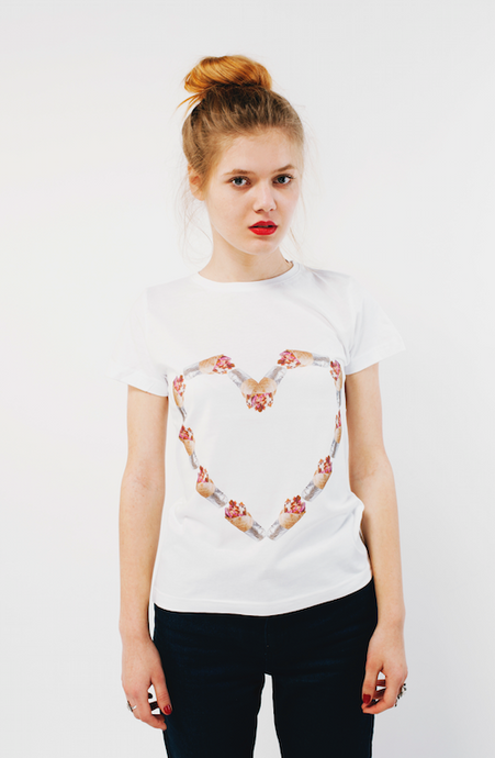 Shaorma Love T-shirt