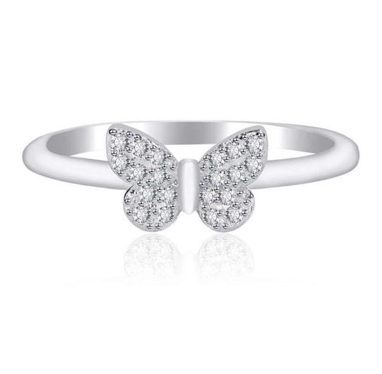 Butterfly Obsession Ring