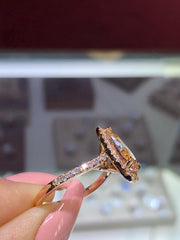 Cubic Zirconia Ring for Women