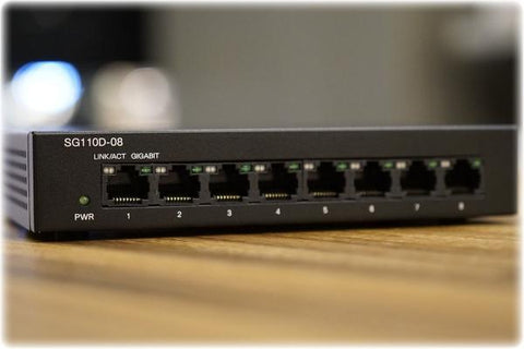 Fidelizer EtherStream Network Switch - Highend-AudioPC Shop