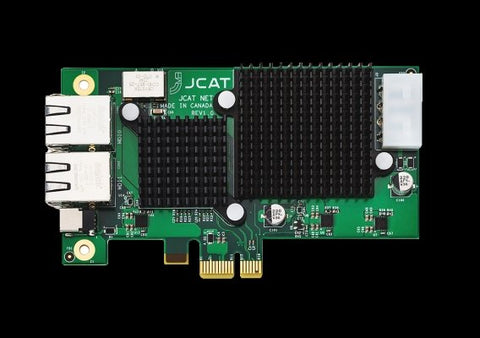 JCAT NET Card FEMTO - Highend-AudioPC Shop