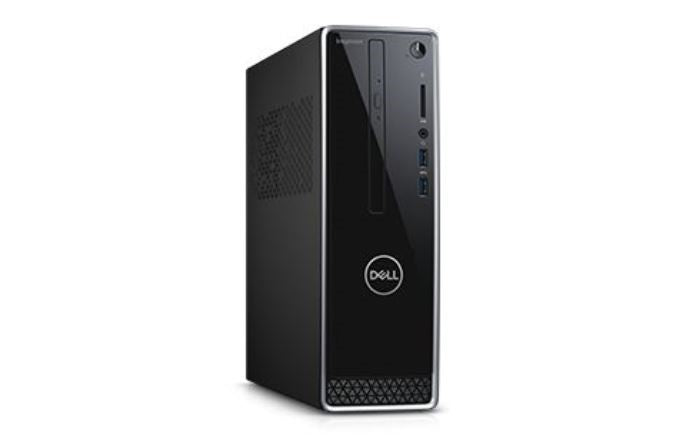 Dell Inspiron 3471 SFF, Desktop Ringkas Berkinerja Powerful