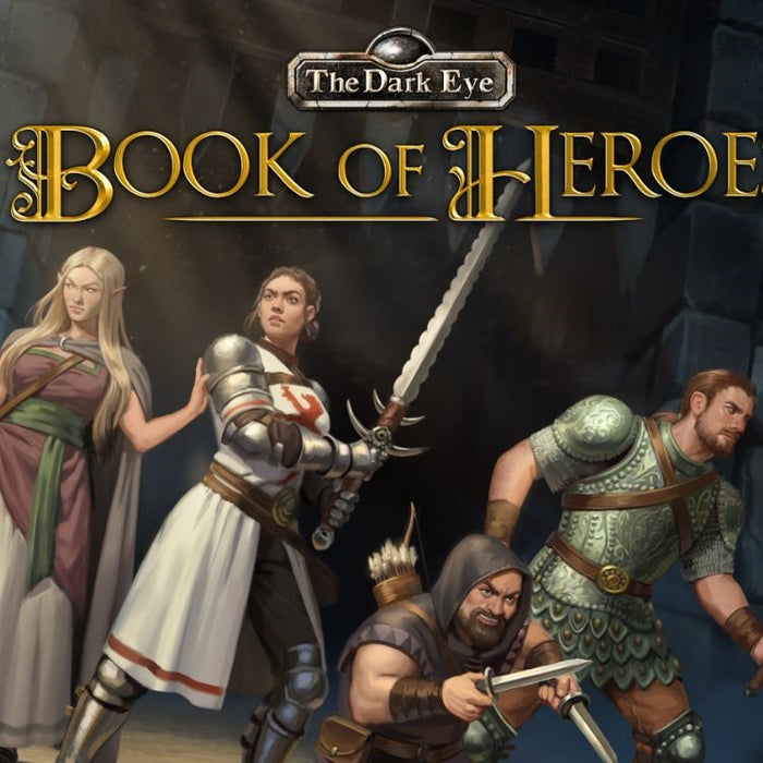 Game The Dark Eye: Book of Heroes Resmi Mendarat di PC