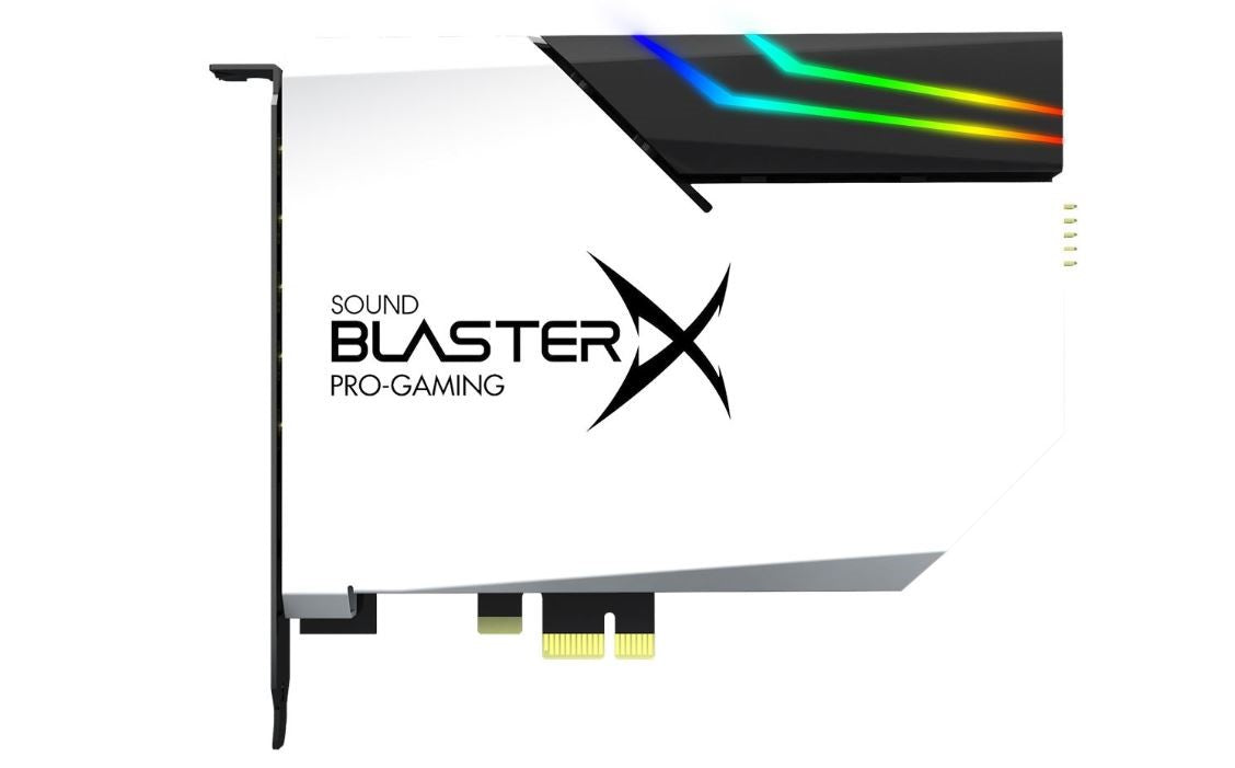 Creative Sound Blaster x Pro-Gaming
