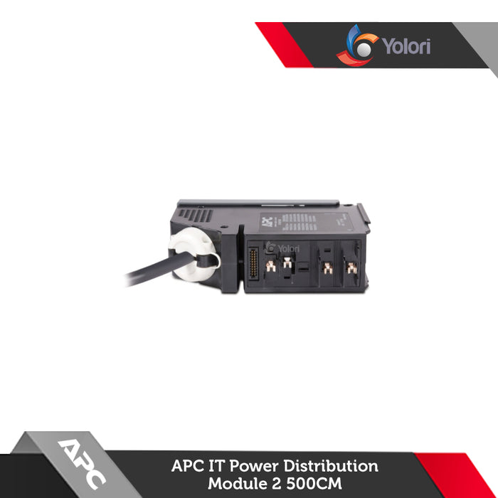 PDM2330L6-23-500, Harga APC IT Power Distribution Module 2 Pole 3 Wire 30A L2-L3 L6-30 500CM, Spesifikasi APC IT Power Distribution Module, Yolori menjual Power Distribution Unit dengan katalog yang sangat lengkap :  OSRAM, Harga Rack, APC, Schneider Electric, ABBA, Austin Hughes, Litech, Netgear, IndoRack, Dell EMC, Hitachi, Samsung, HPE, Electrolux.